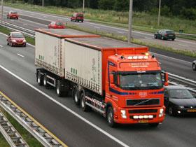 Transport binnen- en buitenland