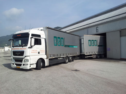 Huiftransport Amersfoort
